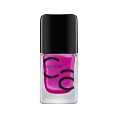 Лак для ногтей Catrice ICONails Gel Lacquer 48 (Цвет 48 All's Well That Ends Pink variant_hex_name AF1685) лаки для ногтей с эффектами catrice chrome infusion nail lacquer 05 цвет 05 enchanted camouflage variant hex name ab7e51