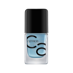 Лак для ногтей Catrice ICONails Gel Lacquer 52 (Цвет 52 Another Day, Another Blue variant_hex_name 8BA6C1) лак для ногтей catrice iconails gel lacquer 12 цвет 12 creaming of you variant hex name eccfc7