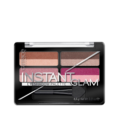 Для глаз Catrice Instant Glam Eyeshadow Palette 010 (Цвет 010 It's A Match! variant_hex_name 9B3259 Вес 180.00) для глаз catrice the precious copper collection eyeshadow palette 010 цвет 010 metallux variant hex name b6876e