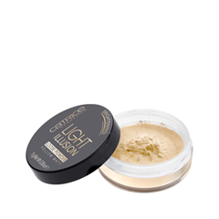 Рассыпчатая пудра Catrice Light Illusion Loose Powder (Цвет Light Illusion Loose Powder variant_hex_name F5E1A4) гель для душа korres korres ko003lucnc21