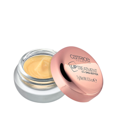 Блеск для губ Catrice Lip Treatment 010 (Цвет 010 Lip Pyjama variant_hex_name F5E1A4) бальзам для губ catrice volumizing lip balm цвет 010 beauty full lips variant hex name ffa8b1
