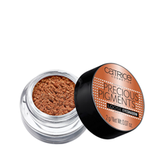 Тени для век Catrice Precious Pigments Loose Eyeshadow 040 (Цвет 040 Cosmic Copper variant_hex_name BE7A47) для глаз catrice the precious copper collection eyeshadow palette 010 цвет 010 metallux variant hex name b6876e