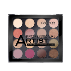 Для глаз Catrice Professional Artist Eyeshadow Palette 010 (Цвет 010 The Key Piece variant_hex_name 9E7B71) для глаз catrice the precious copper collection eyeshadow palette 010 цвет 010 metallux variant hex name b6876e