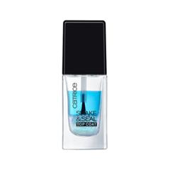 Shake & Seal Top Coat 010 (Цвет 010 Ocean Drive variant_hex_name 59CBE8)