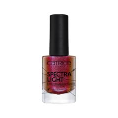 Лак для ногтей Catrice Spectra Light Effect Nail Lacquer 04 (Цвет 04 Magma Infusion  variant_hex_name 7D2248) балетки spectra page 7