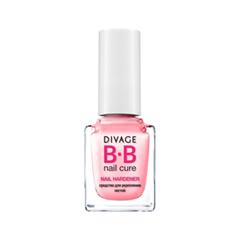Уход за ногтями Divage BB Nail Cure Nail Nail Hardener (Объем 12 мл)