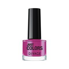 Лак для ногтей Divage Just Colors 39 (Цвет 39 variant_hex_name AA236F) лаки для ногтей divage набор 311 лаки для ногтей everlasting g 14 топ покрытие