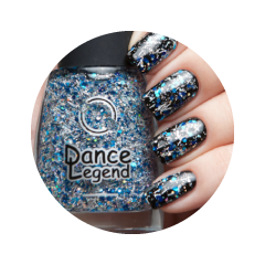 Топы Dance Legend Glory Star 07 (Цвет №7 variant_hex_name 99958c Вес 20.00)