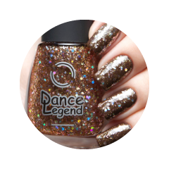 Топы Dance Legend Glory Star 06 (Цвет №6 variant_hex_name b87333 Вес 20.00)