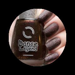 Лаки для ногтей с эффектами Dance Legend Sahara Crystal 15 (Цвет 15 variant_hex_name 170E09 Вес 20.00)