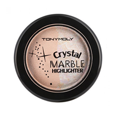 ��������� Tony Moly Crystal Marble Highlighter (���� 01 Glow Pink)