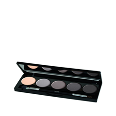 Тени для век IsaDora Eye Shadow Palette (Цвет 56 Smoky Eyes variant_hex_name F4D9C6)