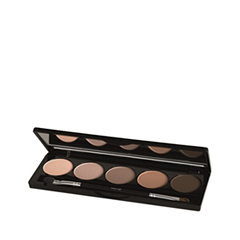 Тени для век IsaDora Eye Shadow Palette (Цвет 50 Matte Chocolates variant_hex_name B3846A)