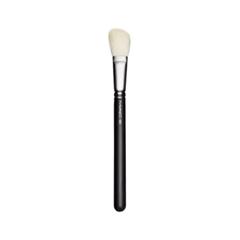 Кисть для лица MAC Cosmetics #168S Large Angled Contour Brush