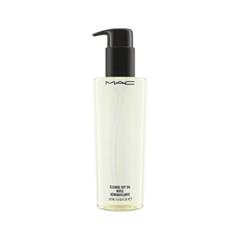 Снятие макияжа MAC Cosmetics Cleanse Off Oil (Объем 150 мл) philips мультиварка 5 л philips hd4731