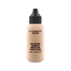 Тональная основа MAC Cosmetics Face And Body Foundation C4 (Цвет C4 variant_hex_name B4875F)