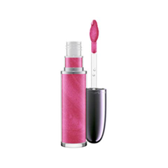 Жидкая помада MAC Cosmetics Grand Illusion Holographic Liquid Lipcolour Pearly Girl (Цвет Pearly Girl variant_hex_name C54786)