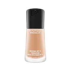 Тональная основа MAC Cosmetics Mineralize Moisture SPF15 Foundation NW22 (Цвет NW22 variant_hex_name CB9871) крем mac cosmetics studio moisture cream объем 50 мл