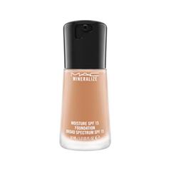 Тональная основа MAC Cosmetics Mineralize Moisture SPF15 Foundation NW25 (Цвет NW25 variant_hex_name C28660) крем mac cosmetics studio moisture cream объем 50 мл