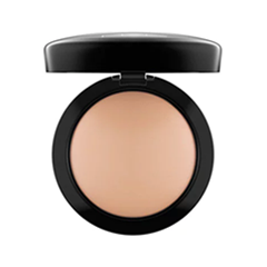 Компактная пудра MAC Cosmetics Mineralize Skinfinish Natural Medium Dark (Цвет Medium Dark variant_hex_name DAAF90) mac lightful c tinted cream with radiance booster увлажняющий тональный крем spf30 medium dark