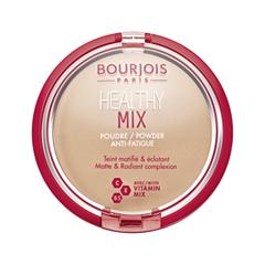 Компактная пудра Bourjois Healthy Mix Powder 03 (Цвет 03 Dark Beige variant_hex_name EAB792 Вес 50.00) mac splash and last pro longwear powder устойчивая компактная пудра dark tan