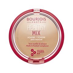 Компактная пудра Bourjois Healthy Mix Powder 04 (Цвет 04 Light Bronze variant_hex_name BC7C56 Вес 50.00) пудра bourjois healthy balance poudre 56