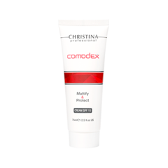 Крем Christina Comodex Mattify & Protect Cream SPF 15 (Объем 75 мл) крем christina muse shielding day cream spf 30 объем 150 мл