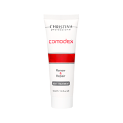 Сыворотка Christina Comodex Renew & Repair Night Treatment (Объем 50 мл) renew отбеливающий крем renew whitening depigmenting cream 1206050 50 мл