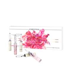 Сыворотка Christina Muse Cell Shield Ampoules Kit (Объем 10*2 мл) ночной восстанавливающий крем muse 50 мл christina