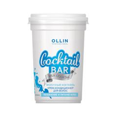 Кондиционер Ollin Professional Крем-кондиционер Cocktail Bar Milk Cocktail (Объем 500 мл) ollin professional кондиционер для домашнего ухода keratine system home 250мл