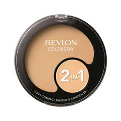 Тональная основа Revlon Colorstay™ 2-in-1 Compact Makeup & Concealer 150 (Цвет  Buff variant_hex_name FDC2A0)