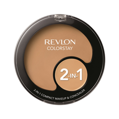 Тональная основа Revlon Colorstay™ 2-in-1 Compact Makeup & Concealer 180 (Цвет 180 Sand Beige variant_hex_name E8B491) itek portable mini bluetooth 4 2 wireless speaker subwoofer loudspeak music audio player hands free call with led night light