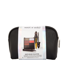 Глаза Wet n Wild Набор Haute Holiday Collection лак для ногтей wet n wild набор winter frost collection