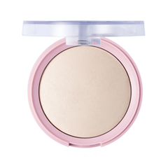 Компактная пудра Flormar Pretty Mattifying Pressed Powder 001 (Цвет 001 variant_hex_name F2E5DC) пудра essence mattifying compact powder 04 цвет 04 perfect beige variant hex name facfbb