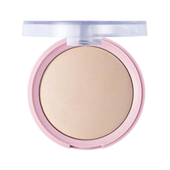 Компактная пудра Flormar Pretty Mattifying Pressed Powder 002 (Цвет 002 variant_hex_name F6D4B9) l a girl финишная пудра ultimate pressed powder 10 гр 3 оттенка 10 гр ivory