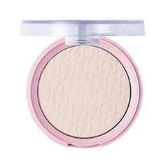 Компактная пудра Flormar Pretty Pressed Powder 001 (Цвет 001 Light Porcelain variant_hex_name E3D4CD)