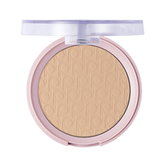 Компактная пудра Flormar Pretty Pressed Powder 004 (Цвет 004 Ivory variant_hex_name E1B8A6) l a girl финишная пудра ultimate pressed powder 10 гр 3 оттенка 10 гр ivory