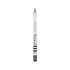 Карандаш для глаз Flormar Pretty  Styler Eye Pencil 103 (Цвет  Moss Green variant_hex_name 506449)
