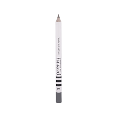 Карандаш для глаз Flormar Pretty  Styler Eye Pencil 104 (Цвет  Intense Grey variant_hex_name 66656B)