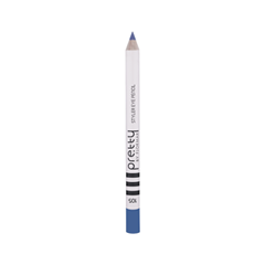 Карандаш для глаз Flormar Pretty Pretty Styler Eye Pencil 105 (Цвет 105 Sky Blue variant_hex_name 2D6095) blue sky чаша северный олень