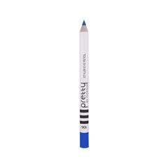 Карандаш для глаз Flormar Pretty  Styler Eye Pencil 106 (Цвет  Electric Blue variant_hex_name 0146BB)