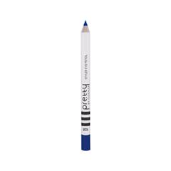 Карандаш для глаз Flormar Pretty  Styler Eye Pencil 108 (Цвет  Indigo variant_hex_name 012B75)