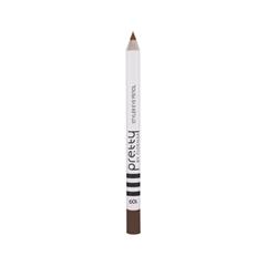 Карандаш для глаз Flormar Pretty  Styler Eye Pencil 109 (Цвет  Chocolate Brown variant_hex_name 5E3C32)