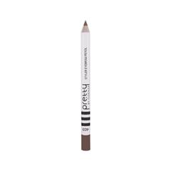 Pretty Styler Eyebrow Pencil 403 (Цвет 403 Brunette variant_hex_name 714F46)