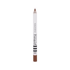 Карандаш для губ Flormar Pretty  Styler Lip Pencil 203 (Цвет  Choco Milk variant_hex_name 8A4734)