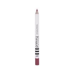 Карандаш для губ Flormar Pretty Pretty Styler Lip Pencil 207 (Цвет 207 Deep Rose variant_hex_name 9B4756) 06 deep rose