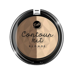 Contour Kit 02 (Цвет 02 Blonde variant_hex_name 866755)