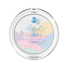 Корректор Bell Secret Garden Beauty Finish Powder (Цвет Beauty Finish Powder variant_hex_name E6D2D1) подарочный набор bell bell defines beauty 29 bell