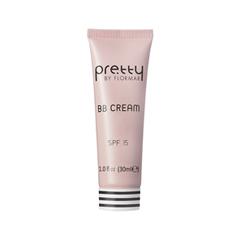 BB крем Flormar Pretty  Cream 001 (Цвет  Light variant_hex_name B48B6F)