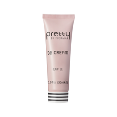 BB крем Flormar Pretty BB Cream 003 (Цвет 003 Dark Medium variant_hex_name E5AA7E) mac lightful c tinted cream with radiance booster увлажняющий тональный крем spf30 medium dark